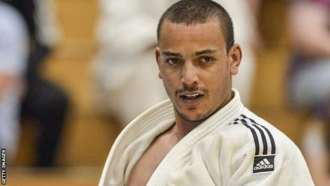 Elliot Stewart on his battle to practise judo again after losing part of sight