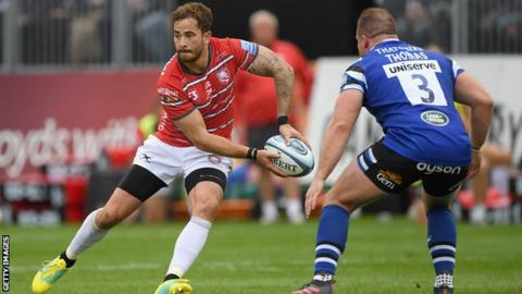 Danny Cipriani left out of England