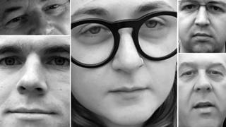 Unhappy travellers: Passengers react to