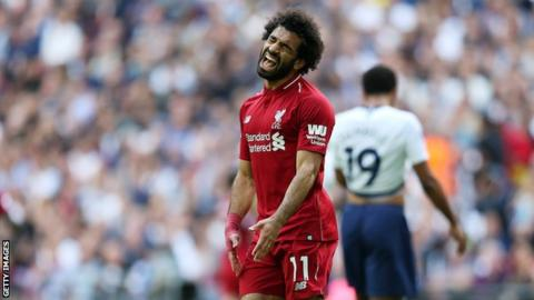 Mohamed Salah: Liverpool boss Jurgen Klopp not expecting goals repeat