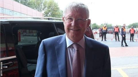 Sir Alex Ferguson: Manchester United to honour former manager on Old Trafford return