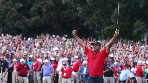 Tiger Woods comeback: A tale of implausible redemption it is hard to resist