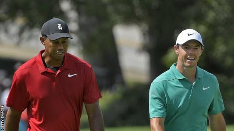 Ryder Cup 2018: Silly to focus on Tiger Woods - Rory McIlroy