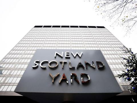 Scotland Yard sells off over €1bn of 'crown jewels'