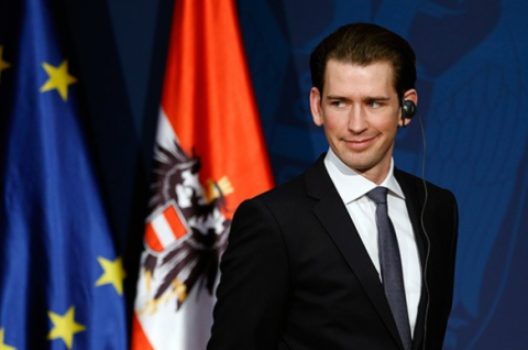 Kurz urges Russia to return to talks on settlement of Donbas Conflict