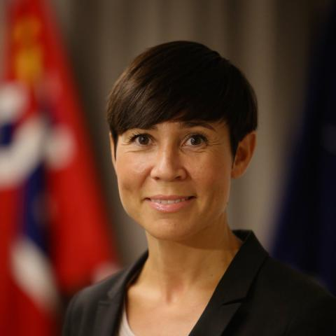 Norwegian foreign minister to visit Donbas conflict zone on September 5