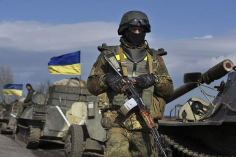 24 hours in Donbas: No casualties among Ukrainian troops
