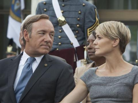 Kevin Spacey's House Of Cards character killed off