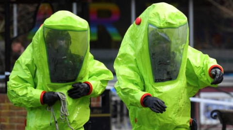 Novichok agent amount in bottle could kill 4,000 people