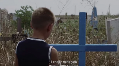 Documentary about boy from Donbas to get Oscar nomination