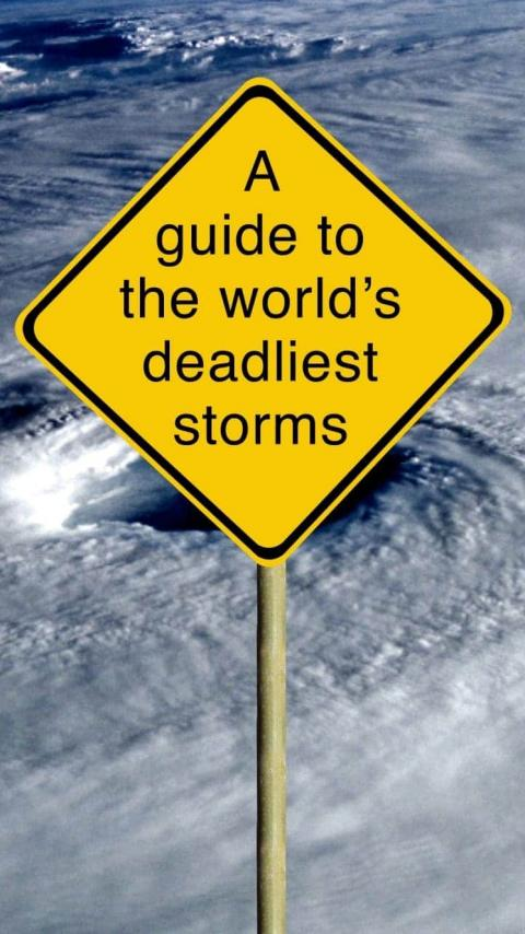 Hurricanes: A guide to the world's deadliest storms