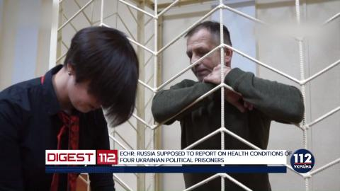 Ukraine's ombudswoman: Russian colleague to pass medical reports on Sentsov, Balukh health today