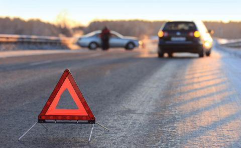 Car accident in Poland: One Ukrainian died, another five in hospital