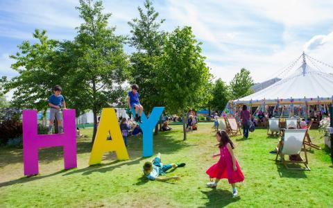 Hay Festival delivers ?70m boost to local economy