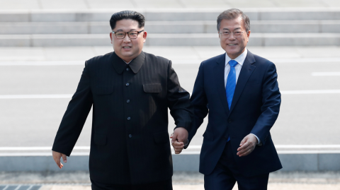 North and South Koreas to open joint governmental office in DPRK