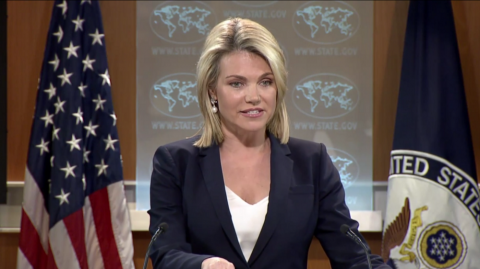 U.S. State Department condemns fake elections in Donbas