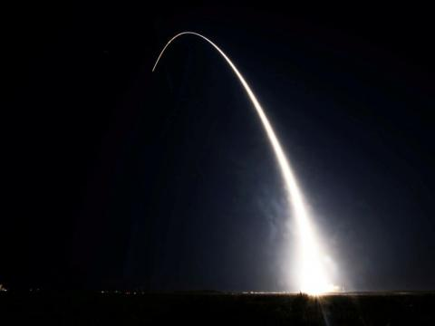 Ice loss laser satellite blasted into orbit