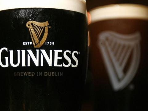 Guinness owner warns of €45m hit to profits