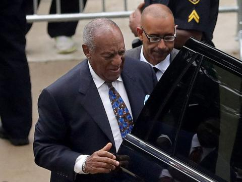 Bill Cosby jailed for up to 10 years for sexual assault