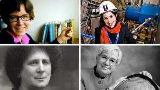 Four women who changed the face of physics