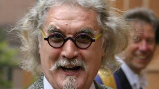 Sir Billy Connolly volunteers to be Parkinson's research 'guinea pig'