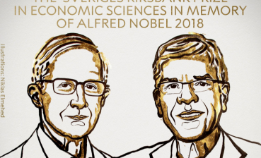 Nobel Prize 2018 in Economic Sciences awarded