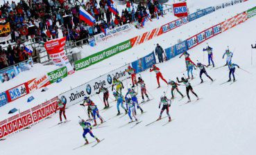 Two Russian biathletes allowed to perform for Ukraine