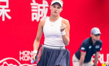 Ukrainian tennis player Yastremska wins WTA in Hongkong