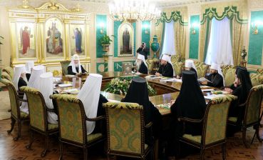 Russian Church breaks relations with Constantinople