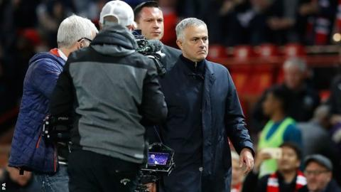 Jose Mourinho: Manchester United manager charged over Newcastle comments