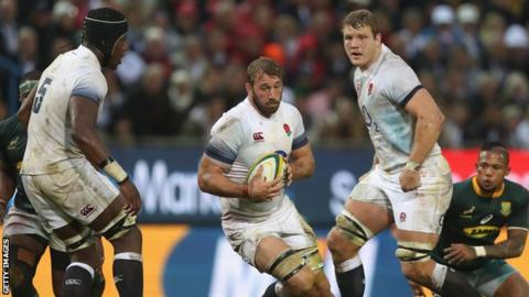 Chris Robshaw: Former England captain to miss autumn internationals