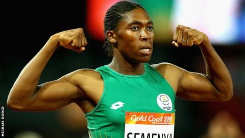 Caster Semenya could miss most of 2019 as testosterone rules delayed