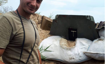 Soldier from Cherkasy fatally shot by a sniper in Donbas conflict area
