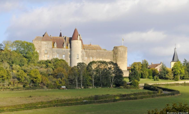 Ukrainian fugitive arrested in French castle