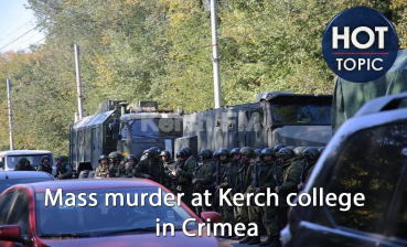 Crimean Blast: What do we know by now?