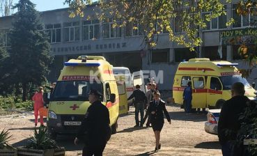 Majority of victims in Kerch explosion are teenagers, - Russia