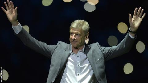Arsene Wenger: Ex-Arsenal boss has offers from