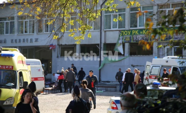 Explosion at Kerch college in occupied Crimea - 18 dead reported