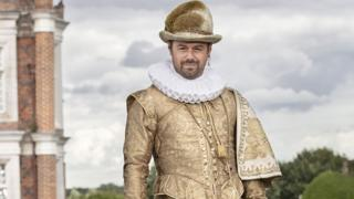 Danny Dyer: EastEnders star lives like king for new history series