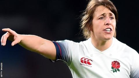 Katy Daley-Mclean eyes 100th England cap after being named in squad