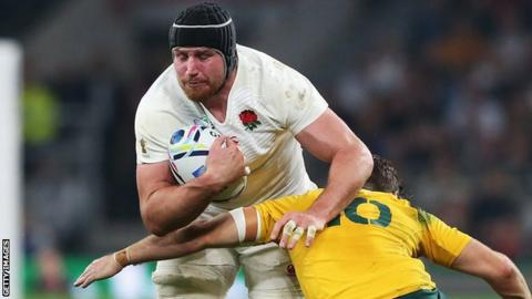 Ben Morgan in England squad for autumn Tests but no Danny Cipriani
