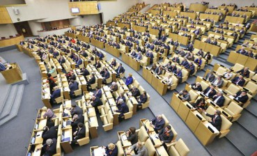 "Russian Parliament adopt statement on ""escalation of situation in Ukraine"""