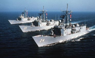 U.S. offers Ukrainian Navy old Oliver Hazard Perry frigates