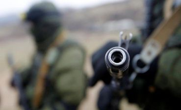 Russian militants attack Ukrainian positions in Donbas 16 times