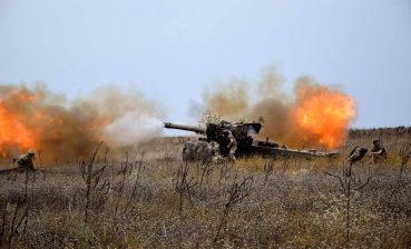 24 hours in Donbas: Militants shell JFO positions ten times, one Ukrainian serviceman injured