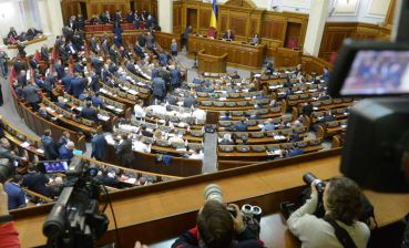 Draft law on sanctions against 112 Ukraine, NewsOne enters into force
