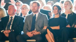 Royal tour: Prince Harry and Meghan launching Invictus Games