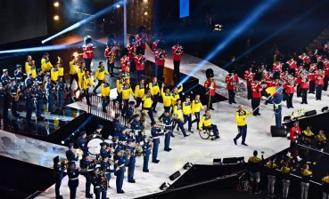 Invictus Games 2018 start in Australia
