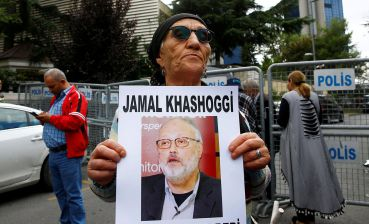 Saudi Arabia acknowledges murder of missing journalist Khashoggi