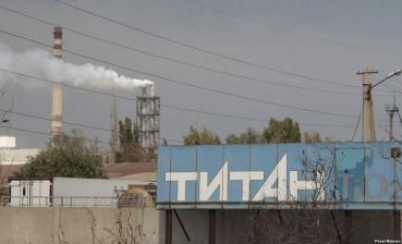 Crimean Titan factory resumes its operation